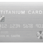 MasterCard Luxury Card TItanium Card